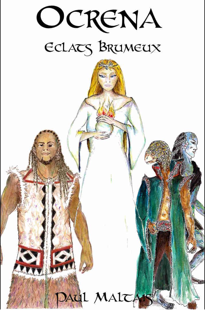 Roman Heroic Fantasy Ocrena